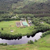 Inchmore Hatchery, Glenmoriston, Inverness-shire