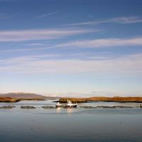 Cheese Bay, North Uist
