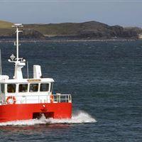 Mak Siccar work boat