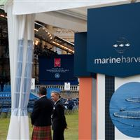 Marine Harvest at the Queen's Coronation Festival